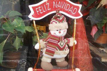 Navidad en navigation